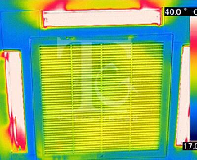 業務用エアコンの画像